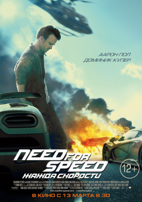 Need for Speed: Жажда скорости в 3Д (Need for Speed 3D)
