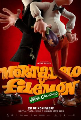 Мортадело и Филимон против Джимми Торчка в 3Д (Mortadelo and Filemon 3D)